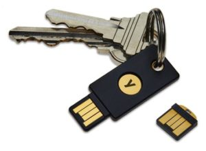 how to use yubikey