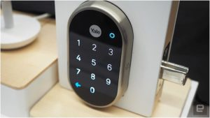 Does Nest Yale lock work with Google Home?