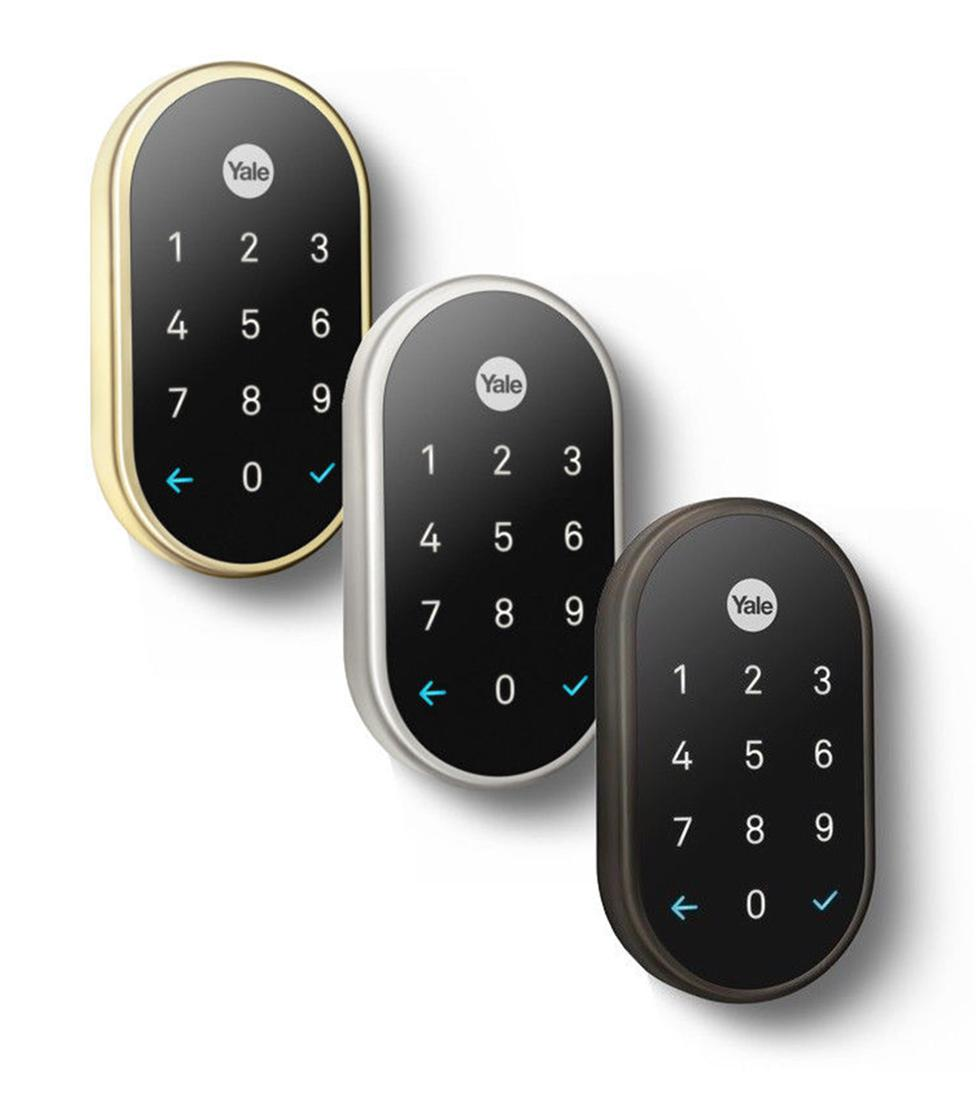Nest x Yale lock installation guide